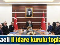 Erdoğan'ın talimatı ile toplandılar!