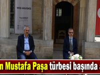 Çoban Mustafa Paşa türbesi başında anıldı