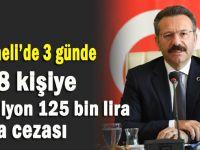 Vali Aksoy Kocaelililere teşekkür etti