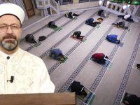 Camilerin ibadete açılacağı tarih belli oldu!