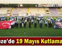Gebze'de 19 Mayıs Kutlamaları