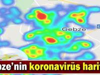 Kocaeli'nin ilçe ilçe koronavirüs haritası