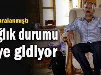 Erkan Albayrak'ın sağlık durumu iyiye gidiyor