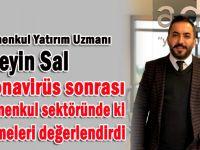 """Hüseyin Sal; """"Köy evine talep patladı"""""""