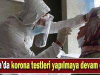 Geçğili, Koronavirüsle büyük mücadele ediliyor!