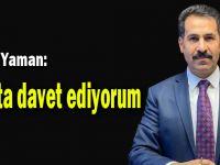 Yaman'dan Türkkan'a cevap!