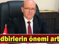 """Kadıoğlu, """"Tedbirlerin önemi arttı!"""""""