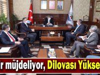 Başkan Şayir, Dilovası'nı güzelleştirmeye devam ediyor!