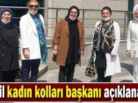 Yeni il kadın kolları başkanı açıklanacak!