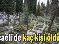 Kocaeli'de kaç kişi öldü?