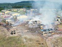 Patlayan fabrikadan kalan malzemeler Kocaeli'de imha edilecek!