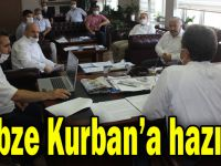 Gebze Kurban'a hazır!