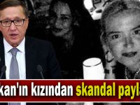 Türkkan'ın Kızından Skandal Paylaşım