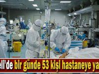 Kocaeli'de bir günde 53 kişi hastaneye yatırıldı!