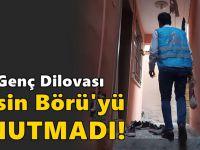 AK Genç Dilovası Yasin Börü'yü anmak için kurban eti dağıttı!