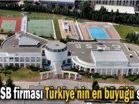 13 GOSB firması Türkiye'nin en büyüğü seçildi