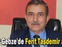 MHP Gebze'de Ferit Taşdemir aday