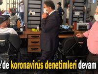 Gebze'de koronavirüs denetimleri devam ediyor