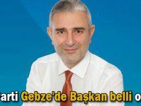 AK Parti Gebze'de Başkan olacak isim belli oldu!