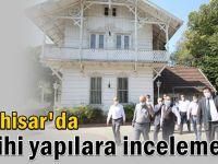 Osman Hamdi Bey Müzesi ve Eskihisar Kalesi'ni incelediler!