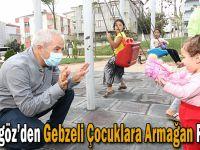 Büyükgöz'den Gebzeli Çocuklara Armağan Parklar