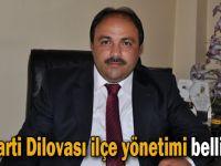 AK Parti Dilovası ilçe yönetimi belli oldu