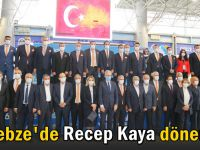 Recep Kaya'nın yönetiminde sürpriz isimler
