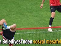 Darıca'da ayakta tenis turnuvası düzenlenecek