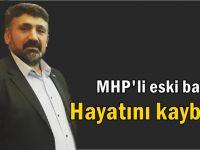 MHP Dilovası eski başkanı vefat etti