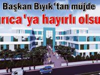 Başkan Bıyık'tan Darıca'ya Sağlık Kompleksi müjdesi