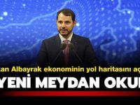 Bakan Albayrak ekonominin yeni yol haritasını açıkladı