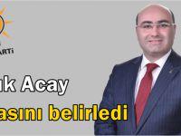 AK Parti Darıca'da icra belirlendi!