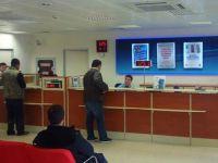 Koronavirüs çıktı banka şubesi kapatıldı!