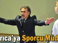 Darıca'ya Sporcu Müdür!
