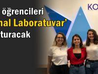 GTÜ öğrencileri 'Sanal Laboratuvar' oluşturacak