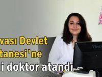 Doktor Saime Tuncer Dilovası'nda göreve başladı