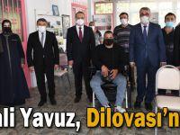Yavuz, Dilovası'nda bir dizi ziyaret ve temaslarda bulundu