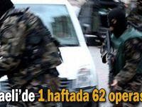 Kocaeli'de 1 haftada 62 operasyon