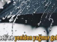 Kocaeli'ne yeniden yağmur geliyor!