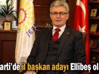 AK Parti'de il başkan adayı Mehmet Ellibeş olacak!