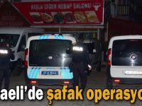 Şafak operasyonunda aranan 21 kişi yakalandı