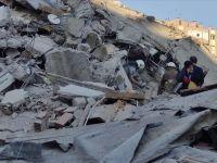 Bakan Soylu: 6 binanın yıkıldığı ihbarı geldi