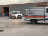 Kocaeli AFAD'dan İzmir'e yardım