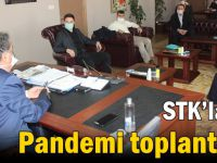 STK'larla Pandemi toplantısı!