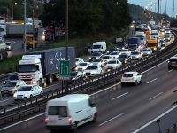 Kocaeli'de trafiğe kayıtlı yüzbinlerce araç var