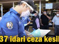 Kocaeli denetiminde 337 idari ceza kesildi!
