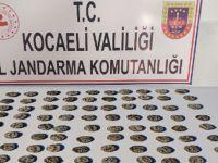 Kocaeli'de tarihi kaçakçılar yakalandı!