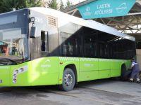 Güvenli yolculuk için otobüsler kışa hazır