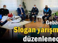 Gebze'de slogan yarışması düzenlenecek
