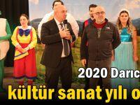 2020 yılında Darıca'da 122 bin 452 kişi kültür sanat etkinliklerini izledi